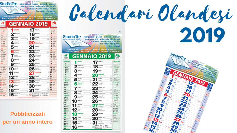Calendari Olandesi